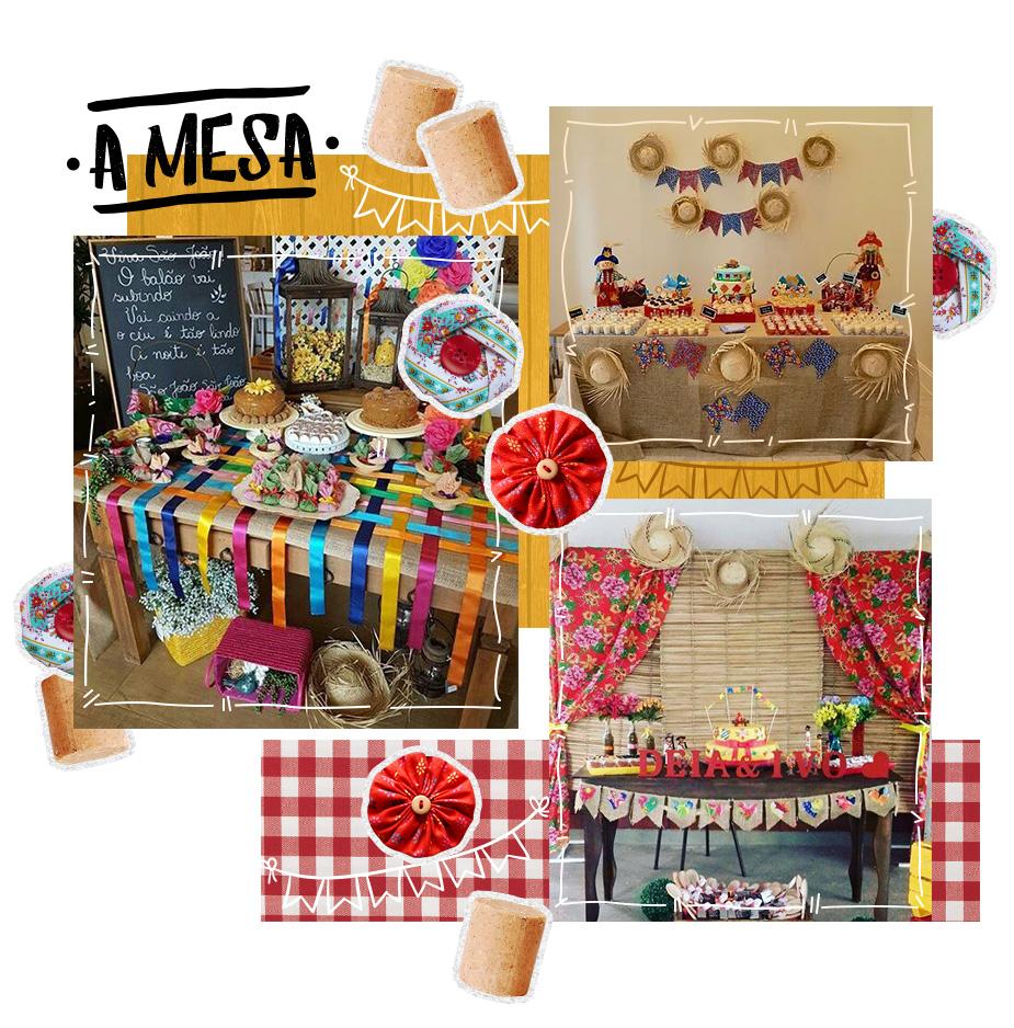 mosaico-diy-festa-junina-mesa