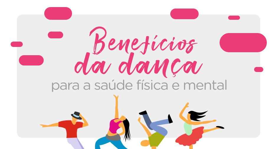 Benefícios da dança para a saúde física e mental