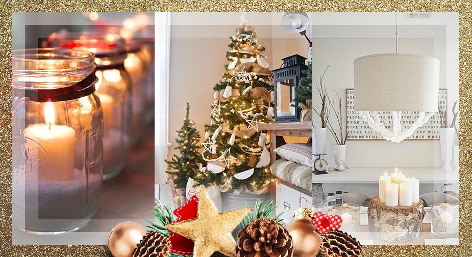 5 Ideias práticas para decorar sua casa no Natal