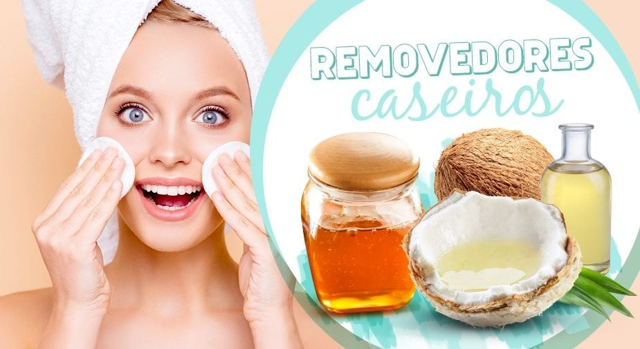 Dicas de como tirar a maquiagem e fazer removedor caseiro